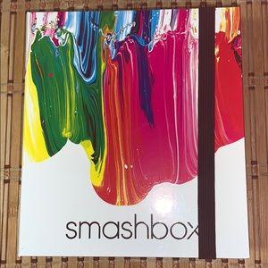SMASHBOX MASTERCLASS PHOTO OP EYESHADOW/BLUSH BOOK